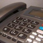 Telefoon voor slechthorende van Engel Hoorservice, Noord-Holland